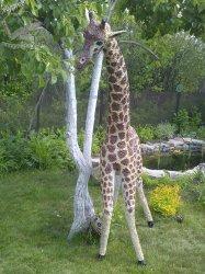 жираф майстер клас